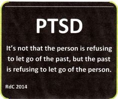 PTSD and Me: by Alice